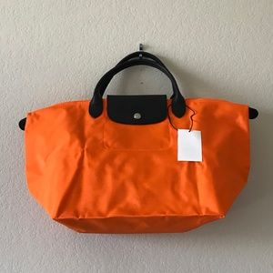 """""""NEW"""" LONGCHAMPS SARAH MORRIS LIMITED EDITION TOTE"""